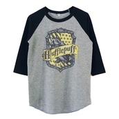 top,hufflepuff shirt,toddler shirt,youth shirt,boy shirt,girl shirt,t-shirt,quote on it,harry potter,hufflepuff,baseball tee,etsy