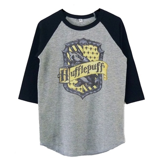 top hufflepuff shirt kid shirt toddler shirt youth shirt boy shirt girl shirt t-shirt quote on it harry potter hufflepuff baseball tee