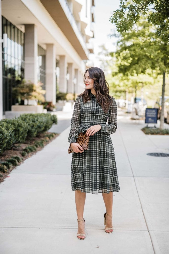 Gal Meets Glam Jessie Dress - The Power Of A Great Shirtdress