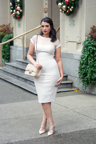 gumboot glam blogger dress shoes bag jewels plus size dress midi dress curvy plus size