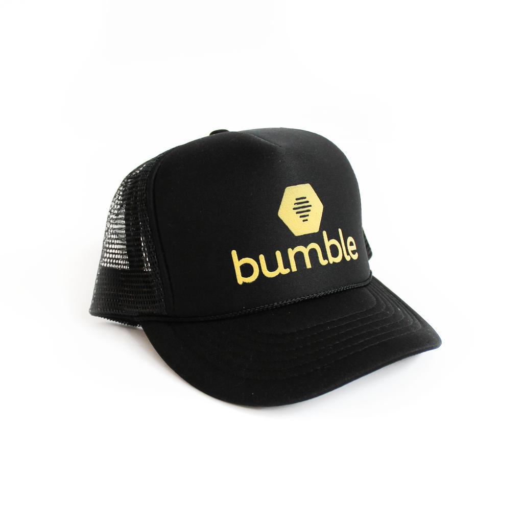 2736b1150 Bumble App Trucker Hat