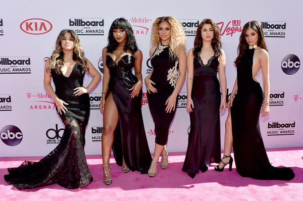 dress prom dress gown black dress billboard music awards Fifth Harmony camila cabello Dinah Jane Hansen Dinah Hansen slit dress slit maxi skirt sexy dress backless dress lauren jauregui Ally Brooke Normani Kordei Hamilton Normani Hamilton bustier dress bustier all black everything lace dress balmain alexandre vauthier