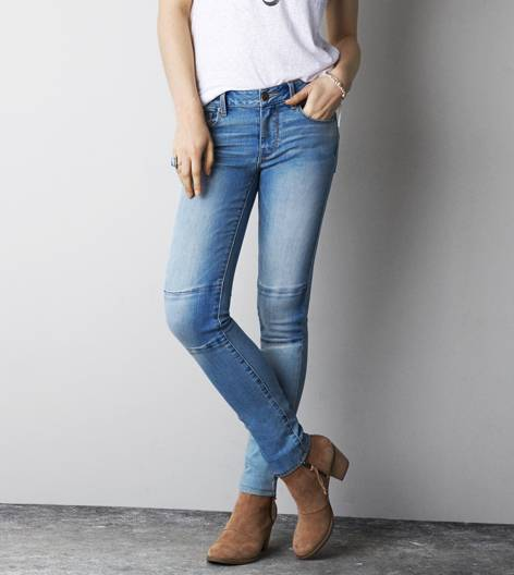 Skinny Jean, Light Wash | American Eagle Outfitters