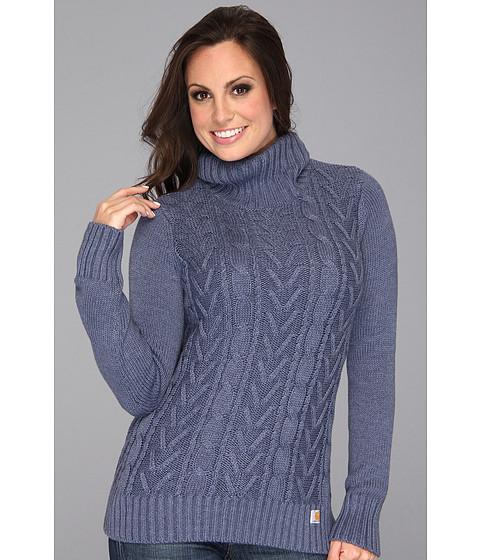 Carhartt Monatou Sweater Nightshade Heather                                 - Zappos.com Free Shipping BOTH Ways