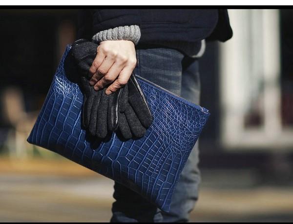 bag menswear clutch aliexpress oversized envelope clutch