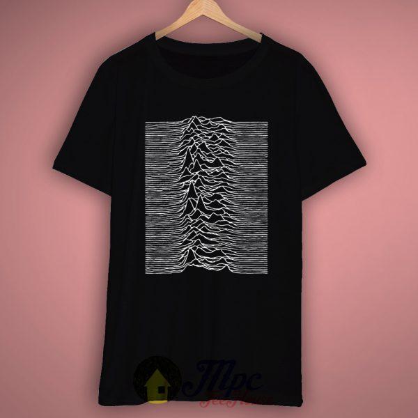 Joy Division Wave T shirt – Mpcteehouse.com