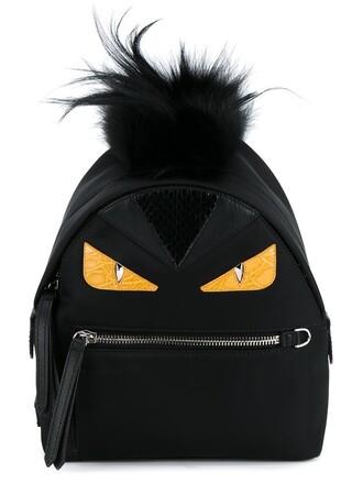 mini bag backpack mini bag black