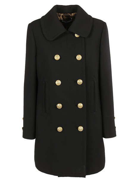 Dolce & Gabbana coat double breasted