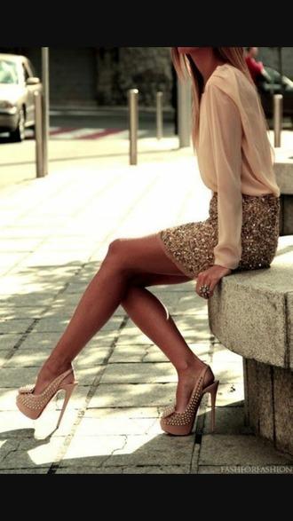 skirt julien dor? chaussures ? talons sexy dress wedding dress summer outfits