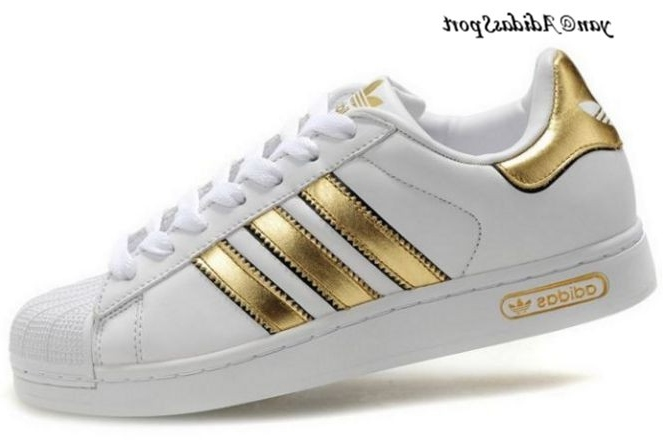 white gold adidas originals superstar 2 5 chaussures femmes. Black Bedroom Furniture Sets. Home Design Ideas