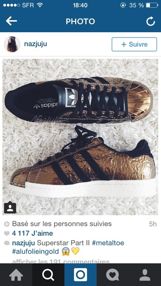 shoes basket girly shoes boy gold shoes adidas superstars 2