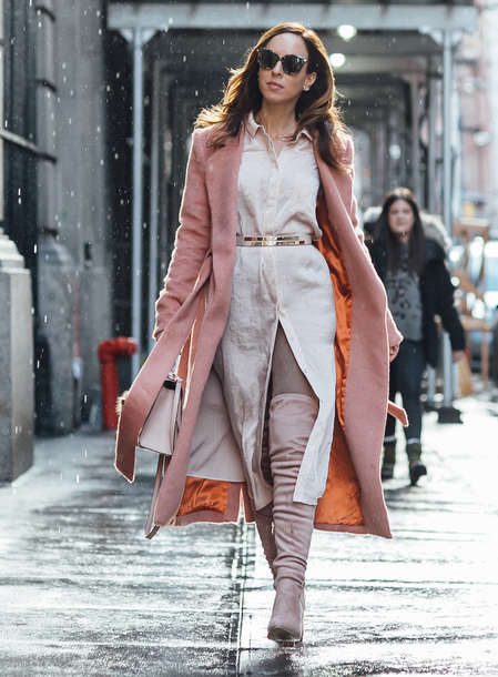 Image result for shirt dress winter outfit