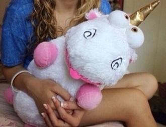 home accessory unicorn tumblr tumblr clothes stuffed animal