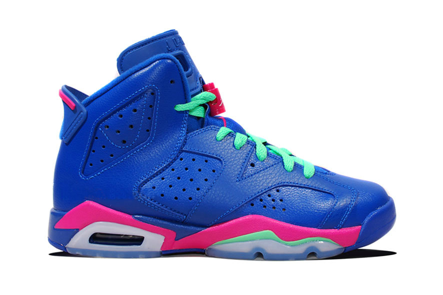 68c5d457936a ... uk nicki minaj size 6.5y cheap air jordan 6 retro gg game royal 382c4  61b42