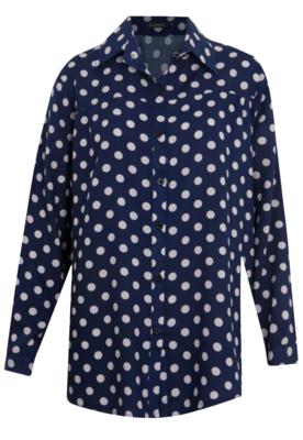 Camisa Lucy in The Sky Diamond Azul - Compre Agora | Dafiti
