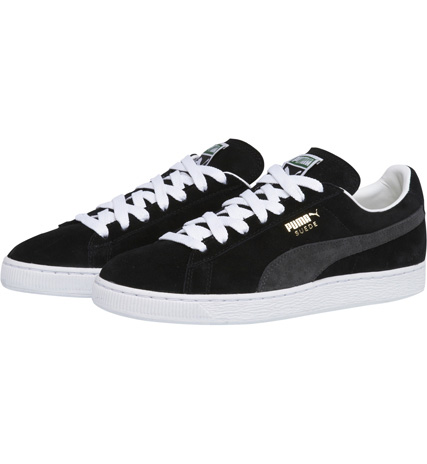 magasin en ligne 4017f 5d5bb Puma Tennis Suède / Noir / Gris | E-shop Citadium
