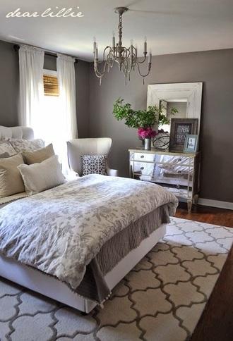 home accessory classy grey bedding