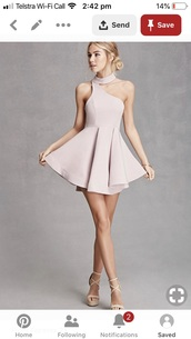 dress,light pink