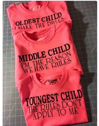 top sister children sisters style blouse pink t shirt print sweater t-shirt