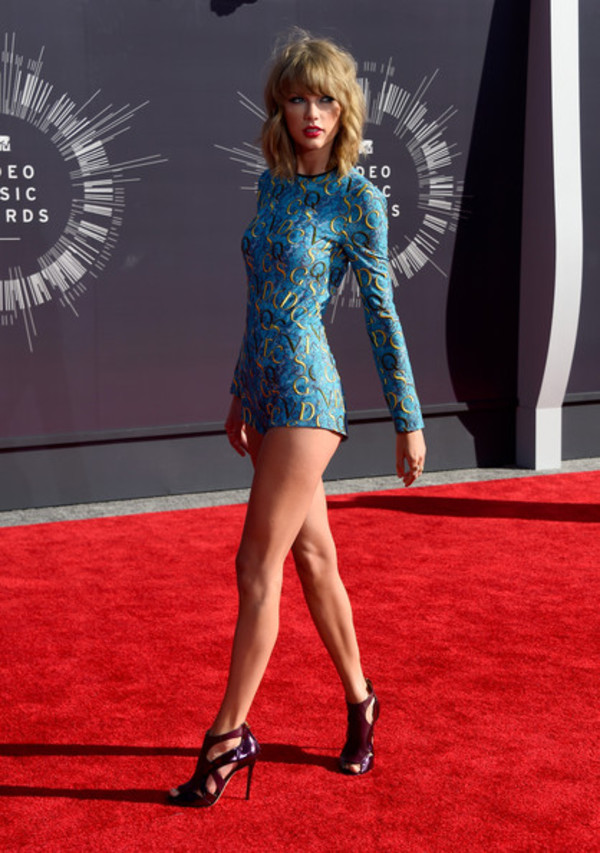 romper sandals shoes taylor swift mtv vma