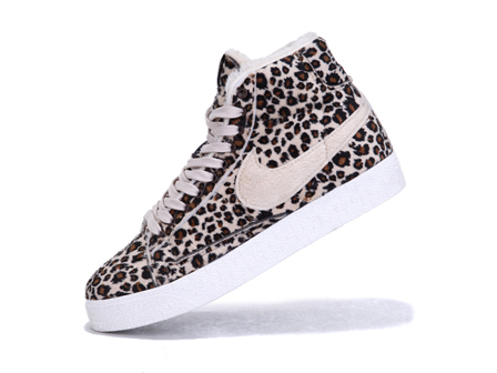Authentique Nike Blazer Mid Leopard imprimer pas cher en ligne