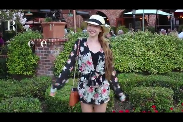 romper meredith foster