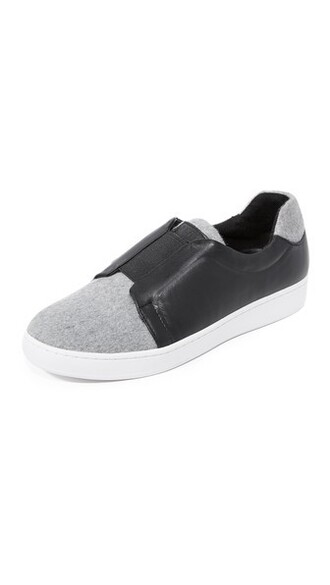 classic sneakers black marble shoes