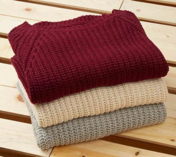 knitwear pullover