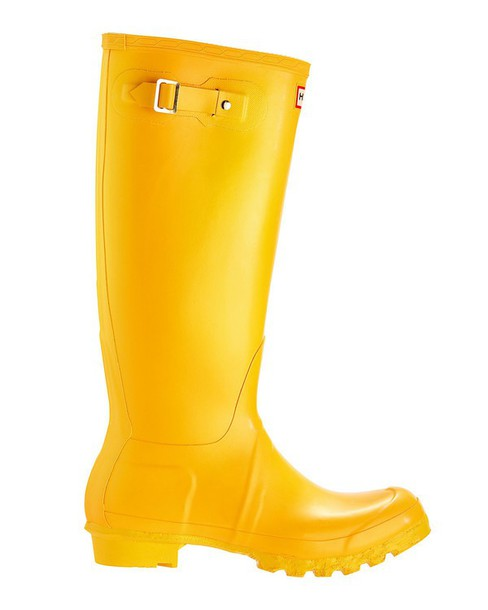 shoes yellow boot boots yellow rain boots wellies
