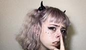hair accessory,dark,black,tumblr,kawaii,ears,hair,hair clip