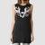 Womens Gato Top (Washed Black)   ALLSAINTS.com