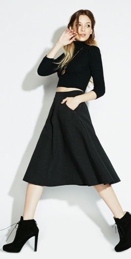 The Reformation :: CLOTHES :: BOTTOMS :: ARROYO SKIRT