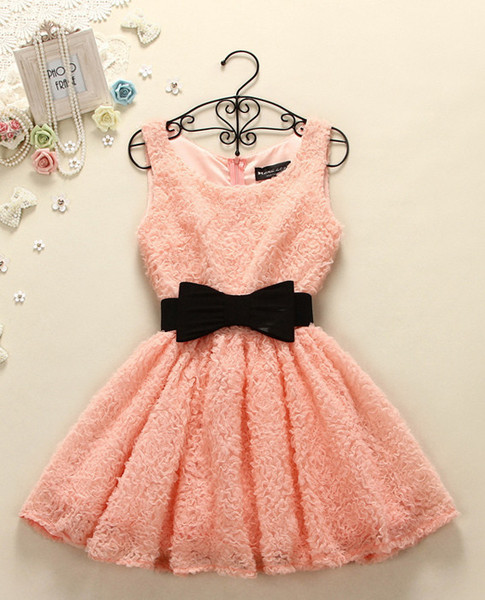 #512 flower layers puff dress