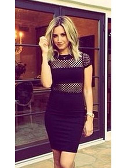 ashley tisdale dress