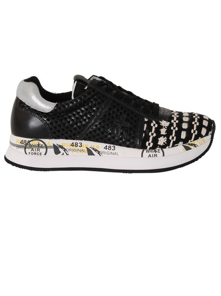 Premiata sneakers black shoes