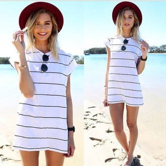 dress black and white black white black and white dress style fashion