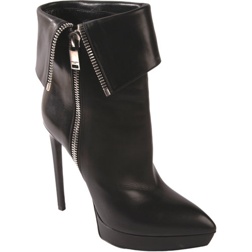 Zip ankle boots at barneys.com