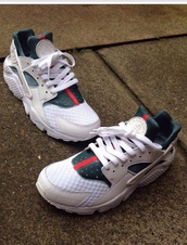 low priced ae532 25ee3 Gucci Huaraches - Shop for Gucci Huaraches on Wheretoget