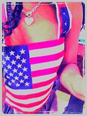 shirt dope american flag shirt dope girl