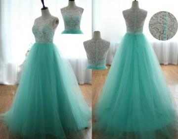 Fantastic blue tulle dresses, tulle..