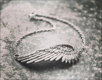jewels bracelets angel wing
