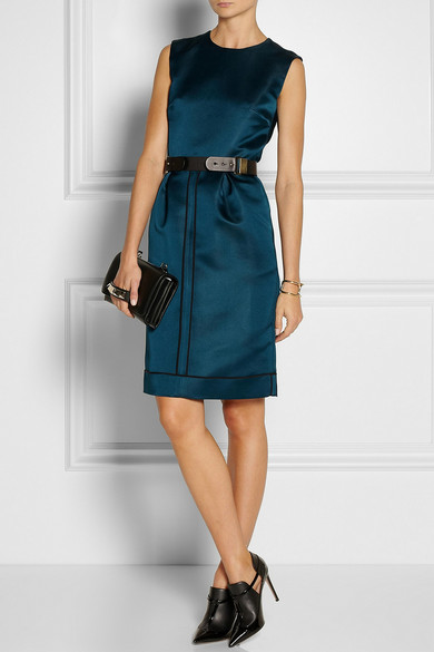 Chloé | Sliders leather belt | NET-A-PORTER.COM