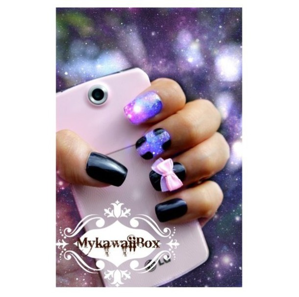 nail accessories galaxy nails