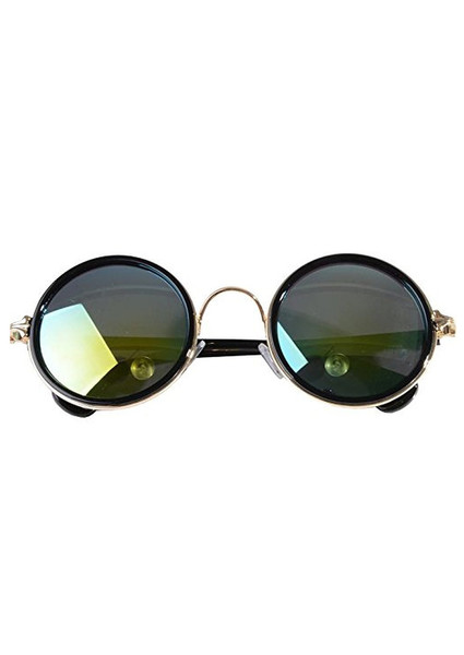 Dual tone mirror sunnies