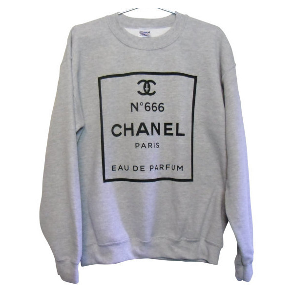 CHANEL No. 666 Sweatshirt (Select Size) ($25.99)