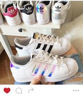 shoes,cute,adidas,adidas shoes,black,pink,white,pink shoes,white shoes,girl sneakers,sports shoes,party shoes,adidas originals,adidas superstars,white sneakers,pastel sneakers,sneakers,low top sneakers