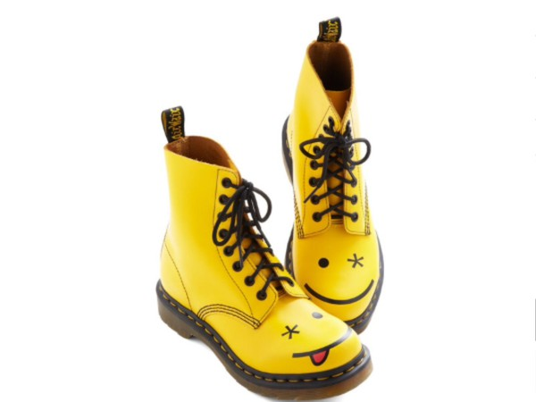 yellow dr martins