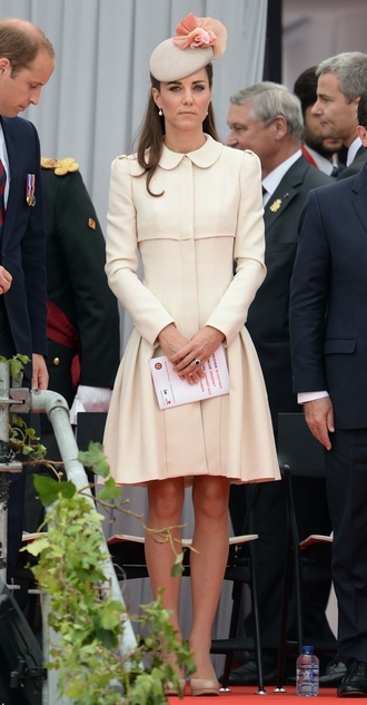 kate middleton shoes coat