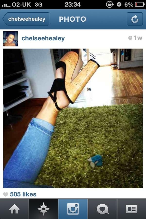 shoes platform shoes high heels celebrity instagram love high heels clothes jeans designer