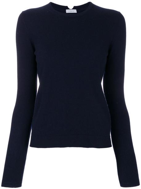 Malo jumper women blue sweater